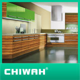Zh Brand High Gloss Complete Kitchen Cabinet