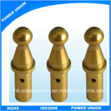 Brass Hardware CNC Turning Machining Turned Machinery Knob