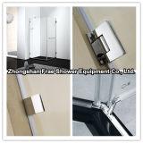 Tempered Glass Frameless Hinge Shower Door Enclosure Bathroom Accessories Steam Shower Room