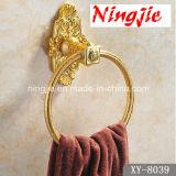 Luxury Style Golden Color Bathroom Accessories (8039)