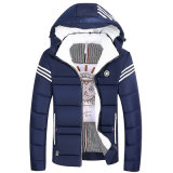 Boy Mens Warm Cotton Padded Leisure Winter Top Jacket