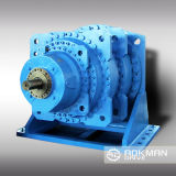 Planetary Gearbox with High Efficiency
