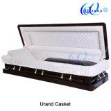 High Gloss Velvet High Gloss Distributor Coffin and Casket