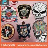 Popular Fashion Custom Design Large Size Rock Embroidered Patch Manufacturer