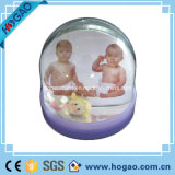 Snow Globe with Photo Insert(Hg