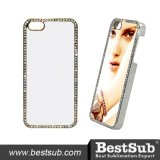 Bestsub New Personalized Sublimation Phone Cover for iPhone 5/5s/Serhinestone Cover (IP5K54S)