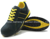 Cemented Rubber and EVA Outsole Safety Shoes (SN1620)
