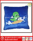 Huggable Plush Toy Cushion with Fairy Embroidered