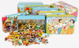 New Fashion Paper Jigsaw Puzzle with Custom Printing