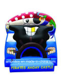 Pirate Captain Inflatable Bouncer/Inflatable Kids Play House