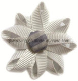 Solid Color Grosgrain Ribbon Flower Ribbon Bow for Accessories