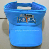 Drifit Polyester Beach Visor with Terry Cloth Band