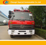 4*2 5000L Dongfeng Fire Fighting Trucks