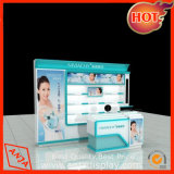 Retail Product Display Stands Wood Display Shelf