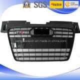 "Black Front Bumper Grille Guard for Audi Tts 2006-2013"""