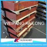 High Quality Vacuum Process Casting Moulding Machine Pallet Car