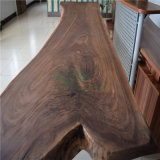 Walnut Solid Wood Table with Country Style