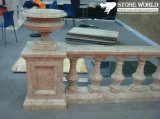 Chinese Granite & Marble Stone for Stair Baluster, Stone Railing