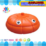 Garden Fun Play Plastic Pumpkin Sand Water Plate Children Toys Kindergarten (XYH-12083-1)