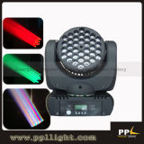36X3w RGBW LED Beam Moving Head Light
