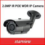 2.0MP IP WDR IR Varifocal Outdoor Bullet CCTV Security Camera