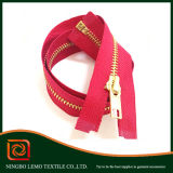 Long Chain Metal Zipper Open End Zipper