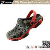 Men Outdoor Casual EVA Clog Painting Garden Shoes 20287b-2
