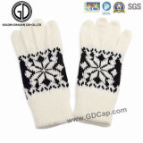 Women Ladies Lovely Fashion Winter Warm Knitted Gloves