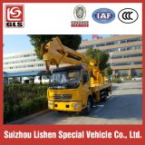 Dongfeng 4X2 Platform Lifting Truck 14m High Altitude Operation Truck for Sale