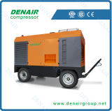 Factory Direct Sale Diesel Portable Air Compressor