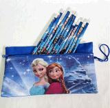 Frozen 600d Polyester Pencil Bag