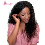 Curly Lace Front Human Hair Wigs for Black Women Pre Plucked 130% Density Brazilian Hair