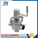 Stainless Steel Sanitary Manual Single Seat Cut off Valve (DY-V123)