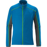 OEM Wholesales Men Softshell Jacket in Contrast Colour