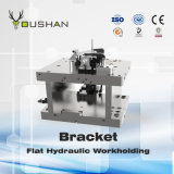 Bracket Hydraulic Workholding Fixture with Feeler Machining Center