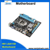 Dual Core LGA1150 DDR3 1333MHz 1600MHz H81 Motherboard