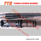 Twin Screw Barrel for Extrusion
