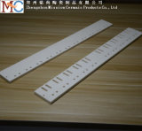 99.7% 1800c Working Temprature Resistance Alumina Ceramic Plate