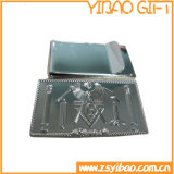 Cheap Custom Silver Money Clip for Business Gifts (YB-MC-02)