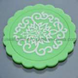New Custom Soft PVC Rubber Cup Coaster