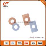 Tlp Copper Aluminum Bimetallic Square Washers or Round Washers