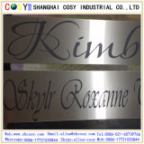 1.3mm (600*1200mm) ABS Double Color Engraving Plastic Sheet