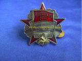Zinc Alloy 3D Military Badge Pin Badges Police Badges