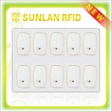 Customized RFID Inlay with Hf/Lf Chip for Smart Card