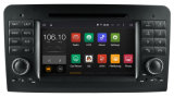 Carplay Anti-Glare Android 7.1 Car GPS Navigatior for Mercedes-Benz Gl Ml Class DVD MP4 Player