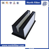 V-Shape Plastic Frame Combined Filter for HVAC
