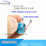 Rear Back Camera Glass Lens for Samsung Galaxy S5 I9600 G900A G900f Lens Cover Circle+Adhesive