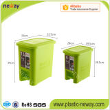 Household Press Type Plastic Trash Can