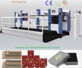 Semi Automatic Die Cutting Machinery for Paper Corrugated Cardboard Box