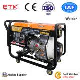 2.5/4.6kw Diesel Welder Generator for Home Power